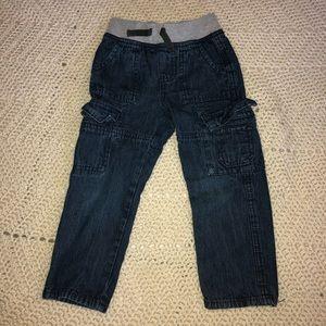 Cherokee 3T blue jeans